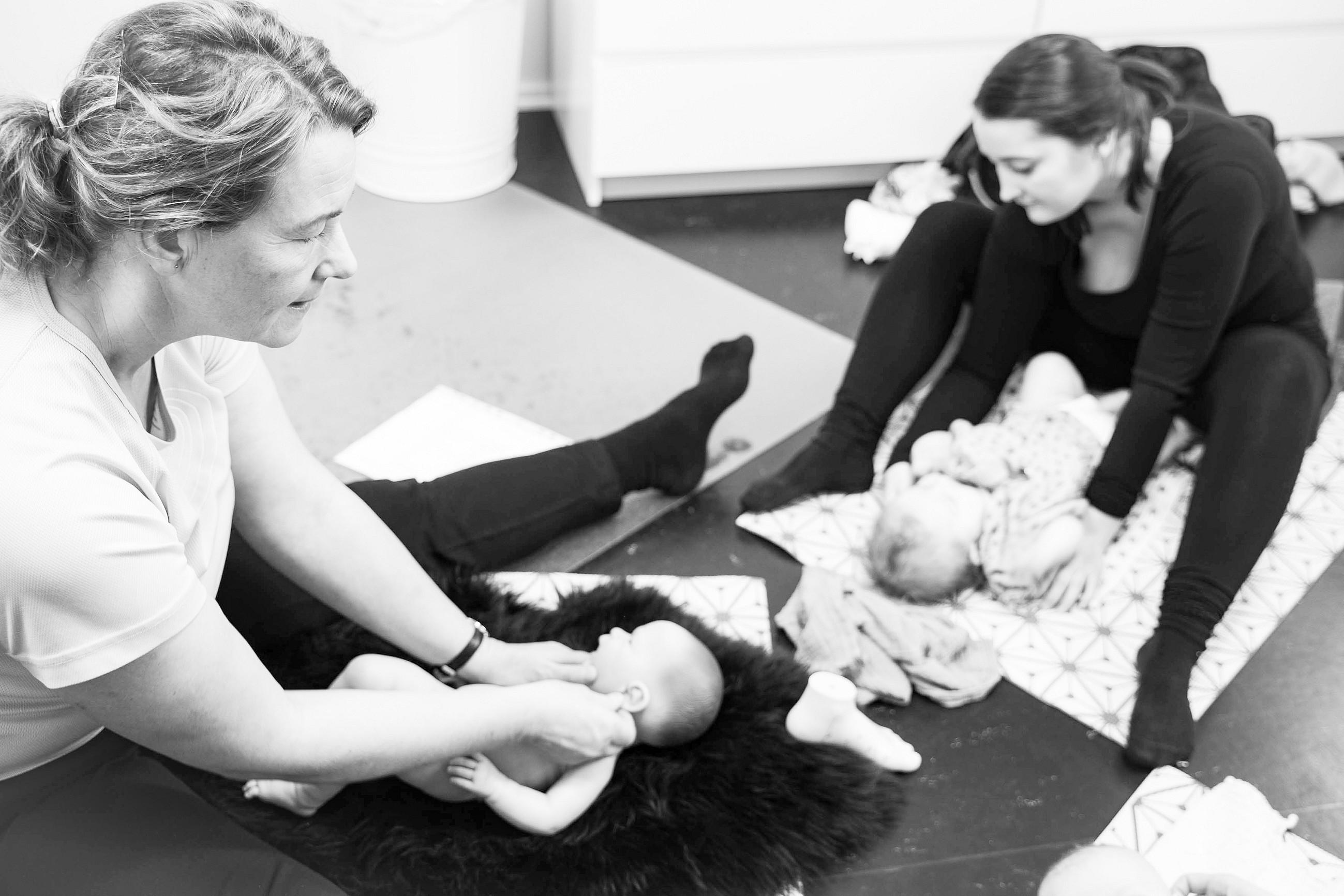 Baby workshop- Klinik Zone for Sundhed - Køge